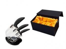 Berndorf sada 3 keramických nožů