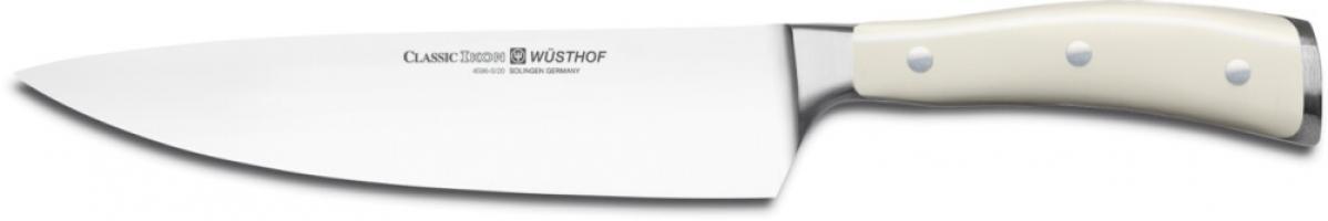 Wüsthof Classic Ikon Créme kuchařský nůž 20 cm